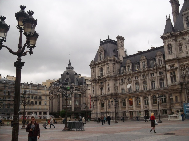 Bazar De L Hotel De Ville Paris Through New Eyes