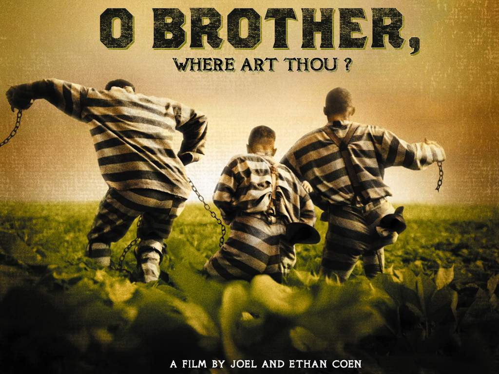 4    O BROTHER  WHERE ART O Brother Where Art Thou Soundtrack