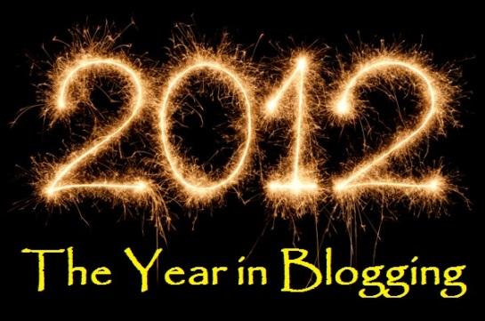 2012 BLOGGING