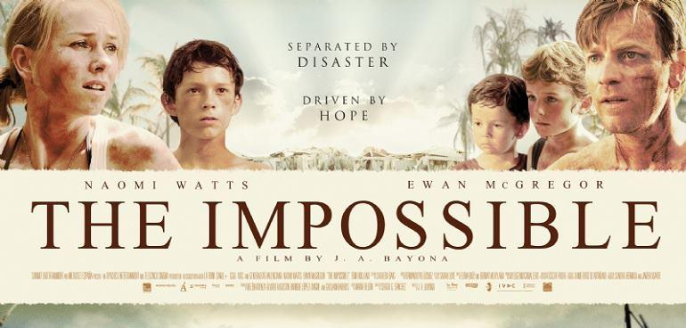 the impossible movie