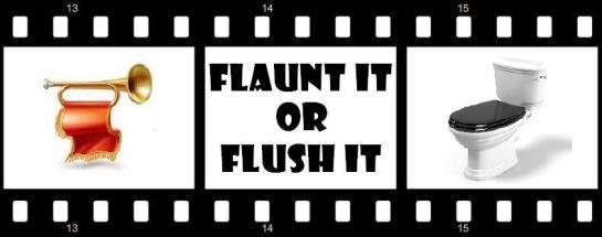 FLAUNT.FLUSH