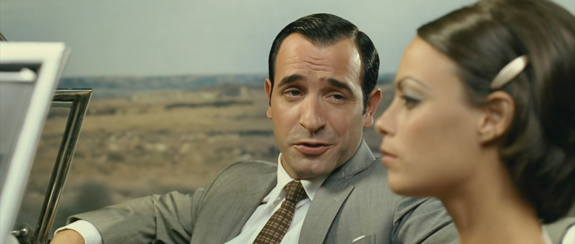 Oss 117 cairo nest of thieves 4 stars keith the for Jean dujardin religion