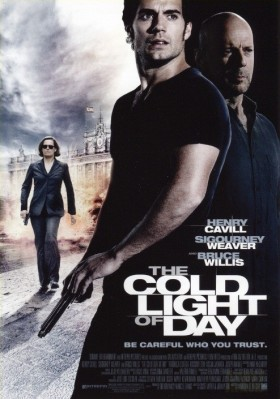 Cold Light poster