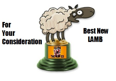 LAMMY TROPHY WIN