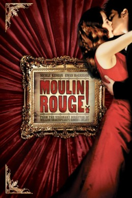 MOILIN ROUGE POSTER