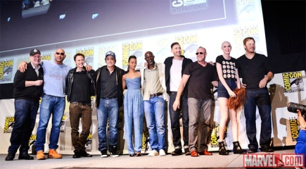 GUARDIANS CAST