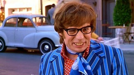 AUSTIN POWERS photo