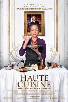 Haute_Cuisine Poster