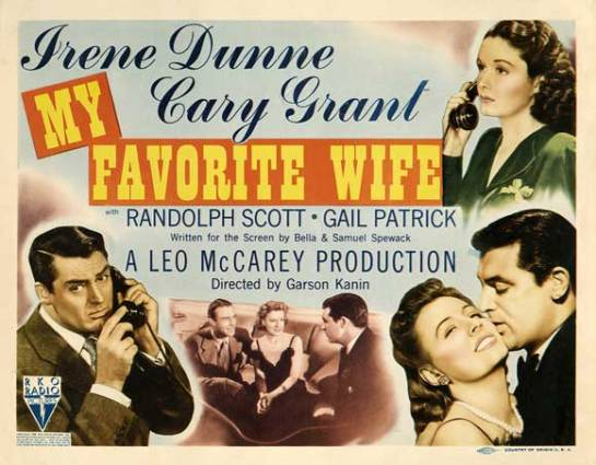 FAVORITE WIFE POSTER