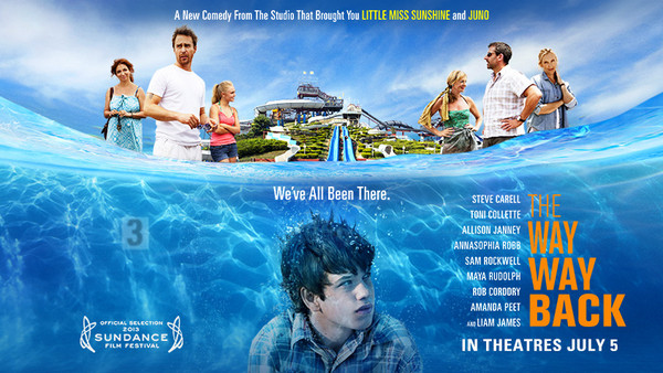 """REVIEW: """"The Way, Way Back""""   Keith & the Movies"""