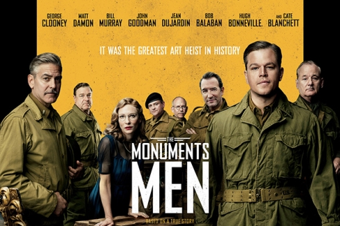 MONUMENTS poster