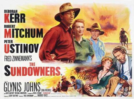 SUNDOWNERS poster
