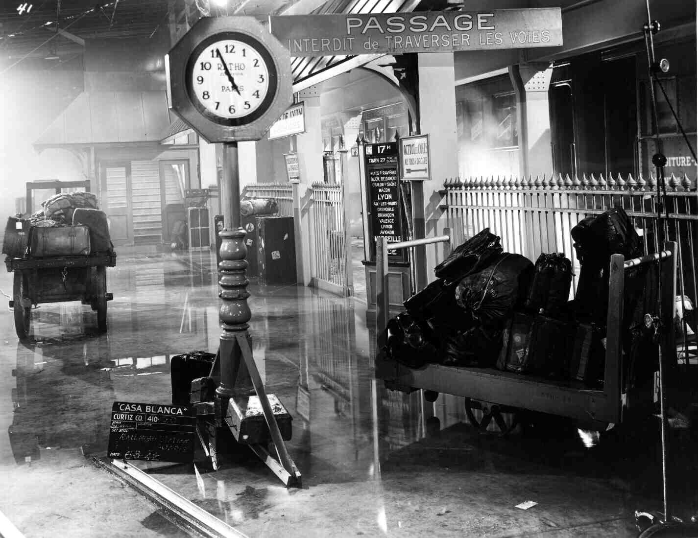 Casablanca Behind The Scenes Keith Amp The Movies