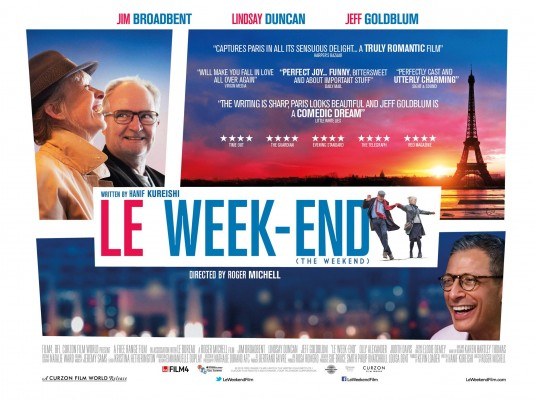 Le_week-end Poster