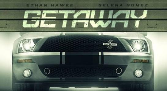 Getaway Poster