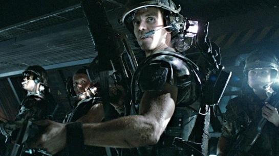 Aliens Marines