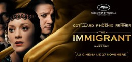 "REVIEW: ""The Immigrant"""