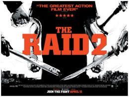 "REVIEW: ""The Raid 2″"