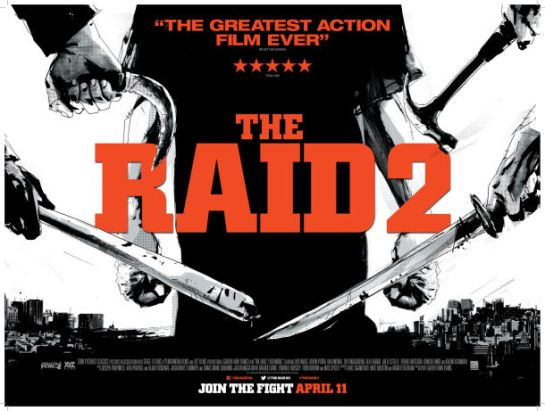 Review The Raid 2 Keith The Movies