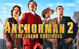 "REVIEW: ""Anchorman 2: The Legend Continues"""