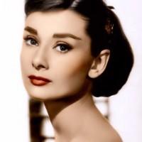L Audrey Hepburn