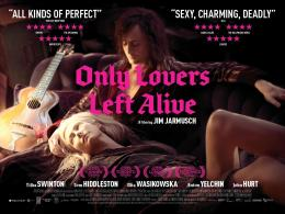 """REVIEW: """"Only Lovers LeftAlive"""""""