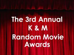 3rd Annual Random Movie Awards