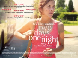 "REVIEW: ""Two Days, One Night"""
