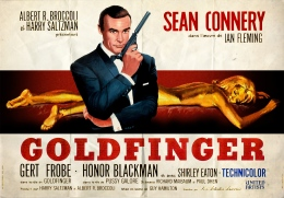 "2015 Blind Spot Series: ""Goldfinger"""