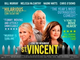 "REVIEW: ""St. Vincent"""