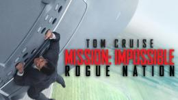"""REVIEW: """"Mission: Impossible – RogueNation"""""""
