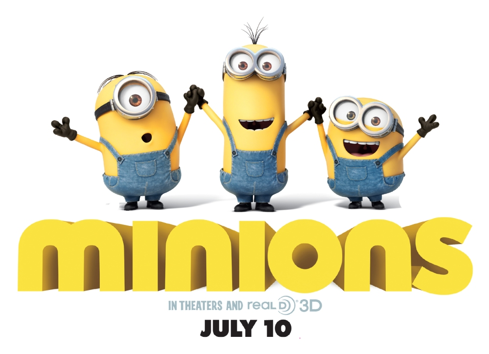 "REVIEW: ""Minions"" 