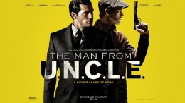 """REVIEW: """"The Man From U.N.C.L.E."""""""