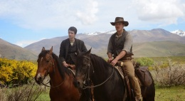 """REVIEW: """"Slow West""""(2015)"""