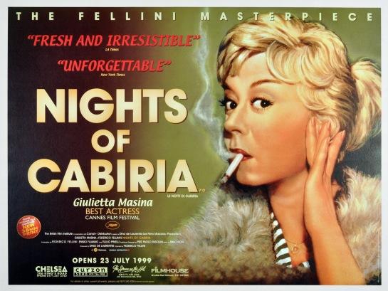 CABIRIA poster
