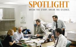 "REVIEW: ""Spotlight"""