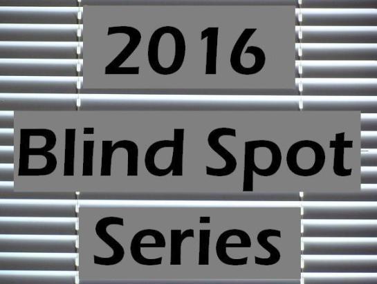 BLINDSPOT LINEUP