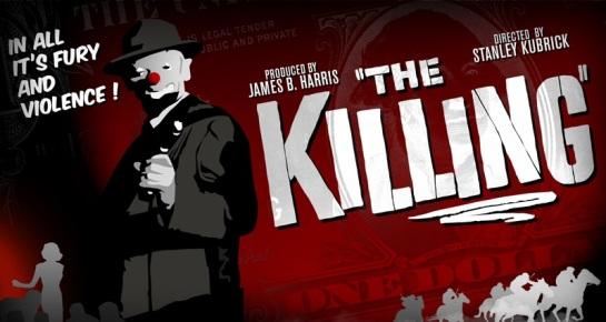 KILLING poster