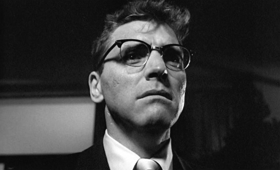 Image result for burt lancaster in sweet smell of success
