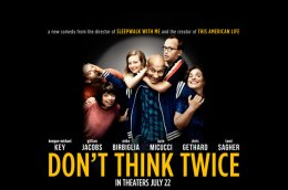 "REVIEW: ""Don't Think Twice"""