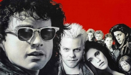 """Remember this trailer? #3 – """"The Lost Boys""""(1987)"""