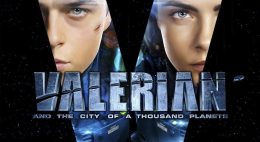 """REVIEW: """"Valerian and the City of a ThousandPlanets"""""""