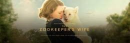 "REVIEW: ""The Zookeeper's Wife"""