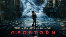 """REVIEW: """"Geostorm"""""""