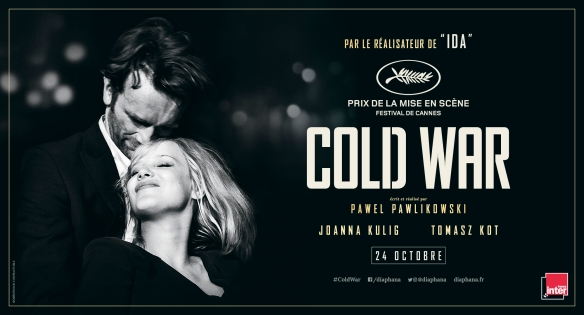 Image result for cold war 2019 movie poster