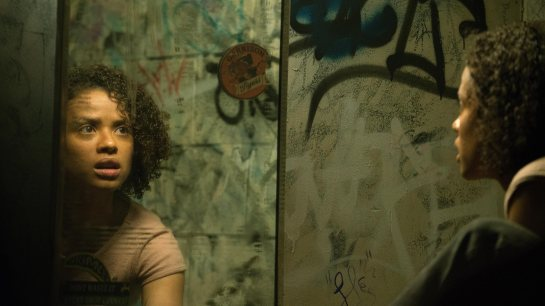 Gugu Mbatha-Raw has superpowers in trailer for Fast Color Credit: Jacob Yakob