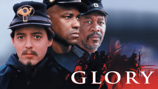 """Denzel Day #1 : """"Glory"""" (1989) 