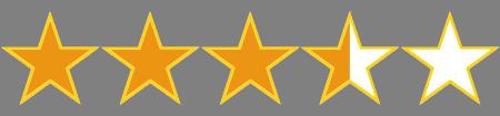 3-5-stars