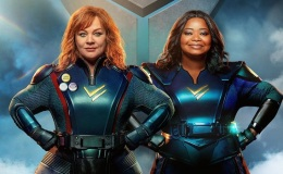 """REVIEW: """"Thunder Force""""(2021)"""