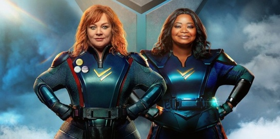 Melissa-McCarthy-and-Octavia-Spencer-in-Thunder-Force